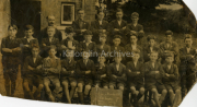 1931 Confirmation Class with Headmaster Michael O'Donohue. Boys National School,