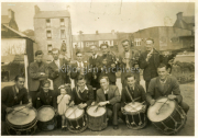 15th July 1945 Laune Pipers Band, Fair Field, Killorglin