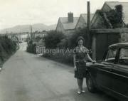 Maeve Mangan, Sunhill Road 1964.