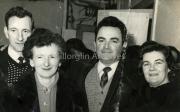 1960 Sean Foley Peggy O'Donnel Christy and Chrissie O'Riordan.jpg