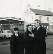 Faces of Killorglin, Pat Riordian, mother Chrissy,?,