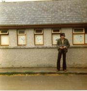 1979 Ballymullen Barracks Tralee, John O'Connor.