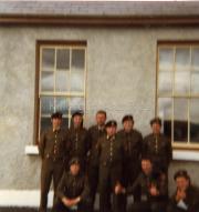 1980 Ballymullen Barracks, Dining Hall Staff, .jpg