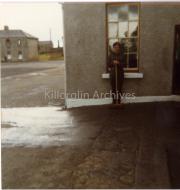 1980 Balymulen Barracks Tralee, Brush Staff.jpg