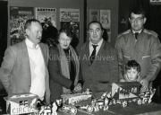 Pa Houlihans Circus Exhibition Faces of Killorglin