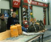 Outside JJ Foleys Shop In Lower Bridge Street Ref: F182