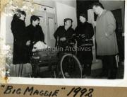 Mary O'Sullivan,? Patsy Cronin, Kathern Foley, Jim Burns. Big Magie Play