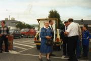 September 1997 Wild Flower of the Laune Festival.jpg Hannah,Pa Houlihan, Jackie Healy Rea TD, Timothy Sullinan.jpg