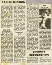 Killorglin News 1986
