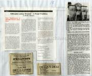 The Mill - Annadale Road; Killorglin Labour Branch