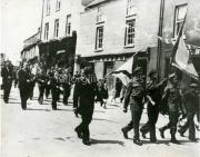 1946 Laune Pipers Band, Corpus Christy Procession, Main Street, Killorglin