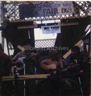 Puck Fair band 1969