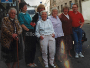 ?, Mrs Burke, Anne Nick Foley, ?, Mrs Conor, ?, James Conor,