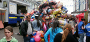 Baloons At Puck Fair