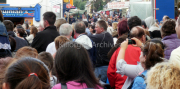 Crowds In The Square at Puck Fair