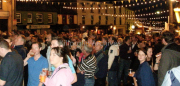 Crowds Enjoy The Entertainment In The Square During Puck Fair