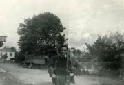 Christy Riordian outside Kilorglin Railway station