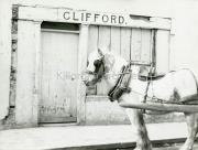 1951 Boysie Cliffords Shop in Langford Street once did shoe repairs.jpg