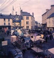 Stalls & Puck Stand 1951,