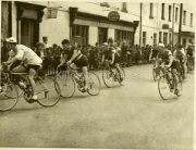 1961 Ras through Killorglin.