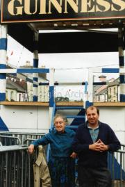 2000 Puck Fair Hannah Houlihan & Michael Houlihan.