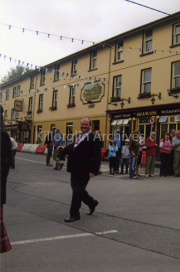2011 Paudie Cronin Leading the Parade at Puck .Nula & Tom Curran,