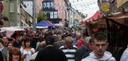 Stalls and Crowd at Puck Fair