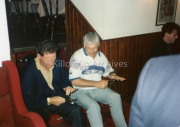 Eamon Darcy & Christy O'Connor Junior, Playing The Spoons in nicks ?, Jim Keilly playing the Piano,