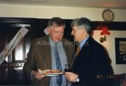Brian McCarthy & Nick Foley Faces of Killorglin