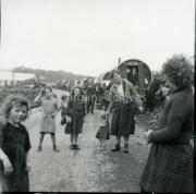 Itenerany on the killarney Rd. Bridget Coffey and Ml Casey during puck Fair