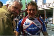 Daniel Clifford and Johnny O Connor Porridge. May 2010. Stage into Killortglin