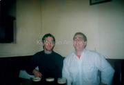 Cyril O'Neill & Podge Freeman Faces Of Killorglin