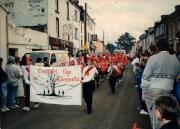 Puck Fair Parade In Langford Street,Killorglin.