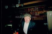 John Pickett In O'Neills Bar early 80's