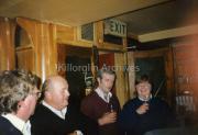 Donie O'Brien Glencar, ?, JJ & Josie O'Brien St James Gardens