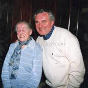 Hannah Houlihan and Bertie Aherne