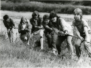 Tug O War Girls Puck Fair 1984