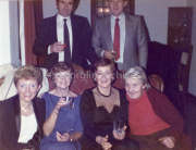 BR. Donal Mangan, Michael O'Connor FR. Shelia Mangan, Maura Clifford, Margaret Mangan, Siobhan O'Connor