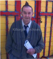 Next To His Romany Caravan Faces of Killorglin