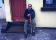 September 2000 Patrick Houlihan Lower Bridge Street Killorglin.jpg