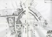 Killorglin Town Map 1850s
