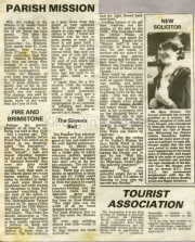 Killorglin News 1986