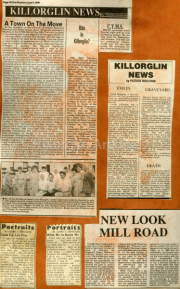 A Town On The Move, Bibi In Killorglin?, Portraits, Exiles, New Look Mill Road