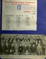 Puck Fair Parade; CYMS Construction- Men of 1954