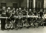 1965 Kerry Ras Team: Paddy Callaghan, ?, Gene Mangan, ?, Kissane Dec, Tony Arhury, Eamon Breen, Brosnan, John Drunne.