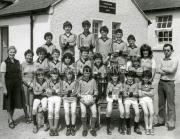 1982 Cromane School photo