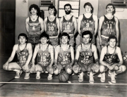 KCYMS Basketball Team