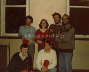 Johnny Porridge O'Connor, Mary Kane, Liam West, Bob Kane, Davey O'Shea, John Richard Wharton