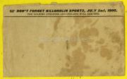 Killorglin Sports 1905