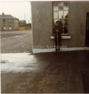 1980 Balymulen Barracks Tralee, Brush Staff.jpg